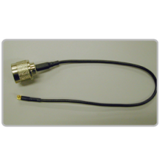 """Teletronics 16-313 12"""" Cable w/ MMCXM to NM"""
