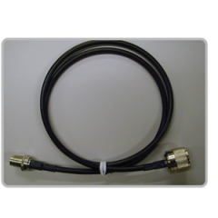 Teletronics 16-316 3' Cable w/ TNCRPF to NF