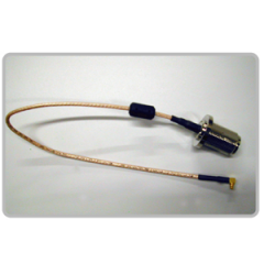"""Teletronics 16-328 14"""" Cable w/ MMCXM to NFB"""