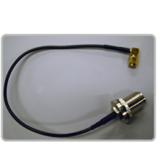 """Teletronics 16-331 24"""" Cable w/ SMAM to NF"""