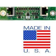 McCown Technology Corporation 800-GIGE-TWR-J-PCB-HV Replacement for Tower RJ-45 PCB