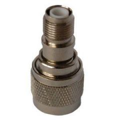 Laird Technologies AD-NM-RPTNCF RPTNC Female to N-Male Adapter