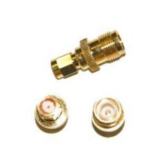 Laird Technologies AD-RSMAM-RTNCF RPSMA Male to RPTNC Female Adapter