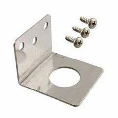 """Laird Technologies LBT3800 3/8 inch ss """"L"""" bracket for trunk"""