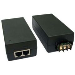 LigoWave POE-DC-12-24-AT IEEE 802.3at Gigabit PoE injector, DC in