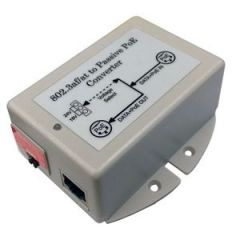 Tycon Power Systems TP-POE-1824G 10/100 Gigabit 802.3af/at PoE Converter