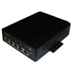 Tycon Power Systems TP-SW5G IEEE802.3af PoE accepts 48VDC 35W