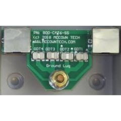 McCown Technology Corporation 800-CAT6-SS-PCB Replacement PCB for CAT6-SS