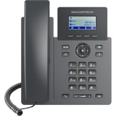 Grandstream Networks GRP2601P 2 Lines 2 SIP Accts IP Phone w/ PoE
