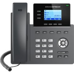 Grandstream Networks GRP2603P 3 Lines 6 SIP Accts IP Phone w/ PoE