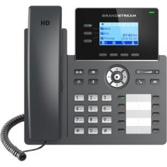 Grandstream Networks GRP2604 3 Lines 6 SIP Accts IP Phone 10 BLF