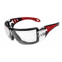 Platinum Tools SG-103C Gasketed Safety Glasses Clear