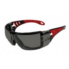 Platinum Tools SG-103G Gasketed Safety Glasses Grey